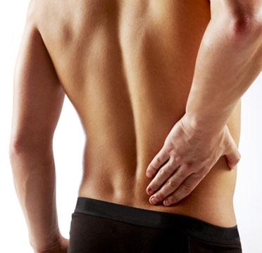Entorse lombaire : symptômes et traitements